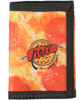 Neff Pizza Trifold Wallet