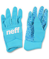 Neff Rover Blue 2014 Pipe Snowboard Gloves