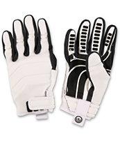 Neff Rover White Pipe Snowboard Gloves