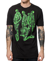 Neff Run Green Tee Shirt
