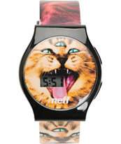 Neff Slim Kitty Digital Watch