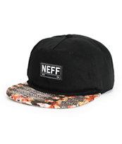 Neff Snake Life Snapback Hat