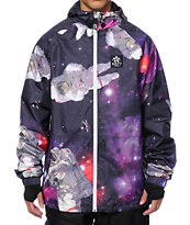 Neff Space Man Sno-Poncho 5K Jacket