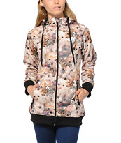 Neff Super Shredder Kitten Tech Fleece Jacket