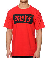 Neff Tesque Tee Shirt