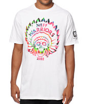 Neff Warriors Tie Dye T-Shirt