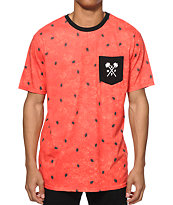 Neff Watermelon Pocket T-Shirt