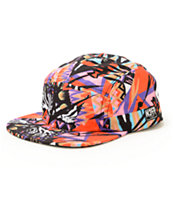 Neff Wild Aztec 5 Panel Hat