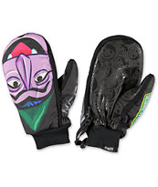 Neff X Sesame Street The Count Character Snowboard Mittens