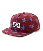 Neff Zircon Snapback Hat