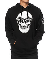 Neff x Blacc Hollywood Super Skull Hoodie