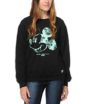 Neff x Disney All Smiles Mickey Crew Neck Sweatshirt