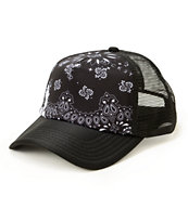 Neff x Disney Mickey Bandana Trucker Hat