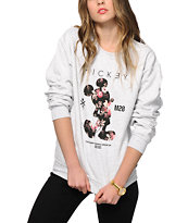 Neff x Disney Mickey OG Crew Neck Sweatshirt