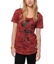 Neff x Disney Mickey Wallpaper T-Shirt