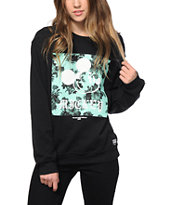 Neff x Disney Mickey Was Framed Crew Neck Sweatshirt