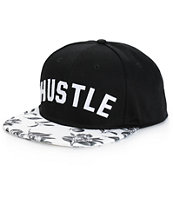 Neff x Juicy J Hustle Snapback Hat