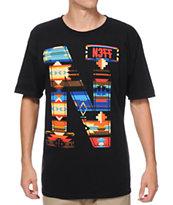 Neff x Mac Miller Monotor Black T-Shirt