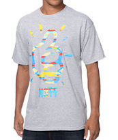 Neff x Mac Miller Upper Grey Tee Shirt