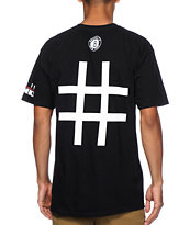 Neff x NBA Brooklyn Number Tee Shirt