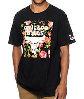 Neff x NBA Bulls Floral T-Shirt