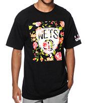 Neff x NBA Nets Floral T-Shirt
