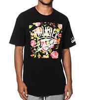 Neff x NBA Thunder Floral T-Shirt