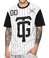 Neff x Taylor Gang Sportster Pinstripe T-Shirt
