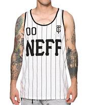 Neff x Taylor Gang Sportster Pinstripe Tank Top