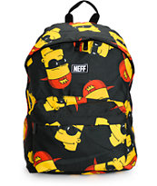 Neff x The Simpsons Bart Steez Backpack