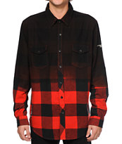 Neff x The Simpsons Trouble Maker Flannel Shirt