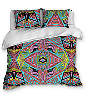 Night Shift Argon Jr Queen Comforter Set