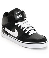 Nike 6.0 Air Mogan Mid 2 SE Black & White Shoe