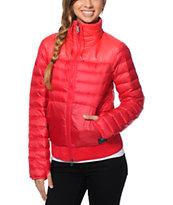 Nike 800 Red Down Jacket