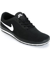 Nike Free SB Nano Black & White Shoes