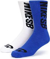 Nike SB 3 Pack Crew Socks