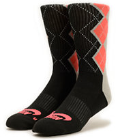 Nike SB Argyle Dri-Fit Crew Socks
