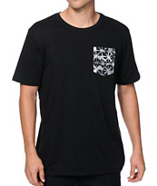 Nike SB Dri-Fit Geo Dye Pocket T-Shirt