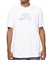 Nike SB Dri-Fit Icon Reflective T-Shirt