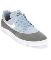 Nike SB Lunar Oneshot Magnet Grey Skate Shoes