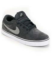 Nike SB P Rod 5 LR Lunarlon Anthracite & White Skate Shoe