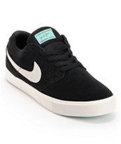 Nike SB P-Rod 5 LR Lunarlon Black & Mint Skate Shoe