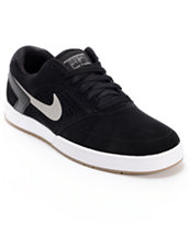 Nike SB P-Rod 6 Lunarlon Black, Medium Grey, & White Skate Shoe