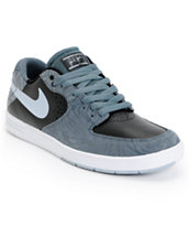 Nike SB P-Rod 7 Premium Slate Grey & Black Skate Shoe
