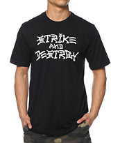 Nike SB Strike and Destroy Dri-Fit Tee Shirt