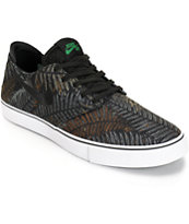 Nike SB Zoom Oneshot Pine Green & Black Skate Shoes