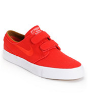 Nike SB Zoom Stefan Janoski AC Express University Red & White Skate Shoe