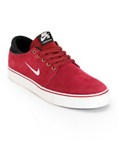 Nike SB Zoom Team Edition Rust Skate Shoes