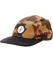 Nike SB x Poler Brown Camper 5 Panel Hat