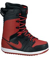Nike Vapen Black, White, & Varsity Red Snowboard Boots